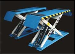 Sato Tire Scissor Lift