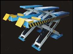 Sato Double Scissor Lift